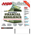 Cover of AARP Bulletin's April Issue