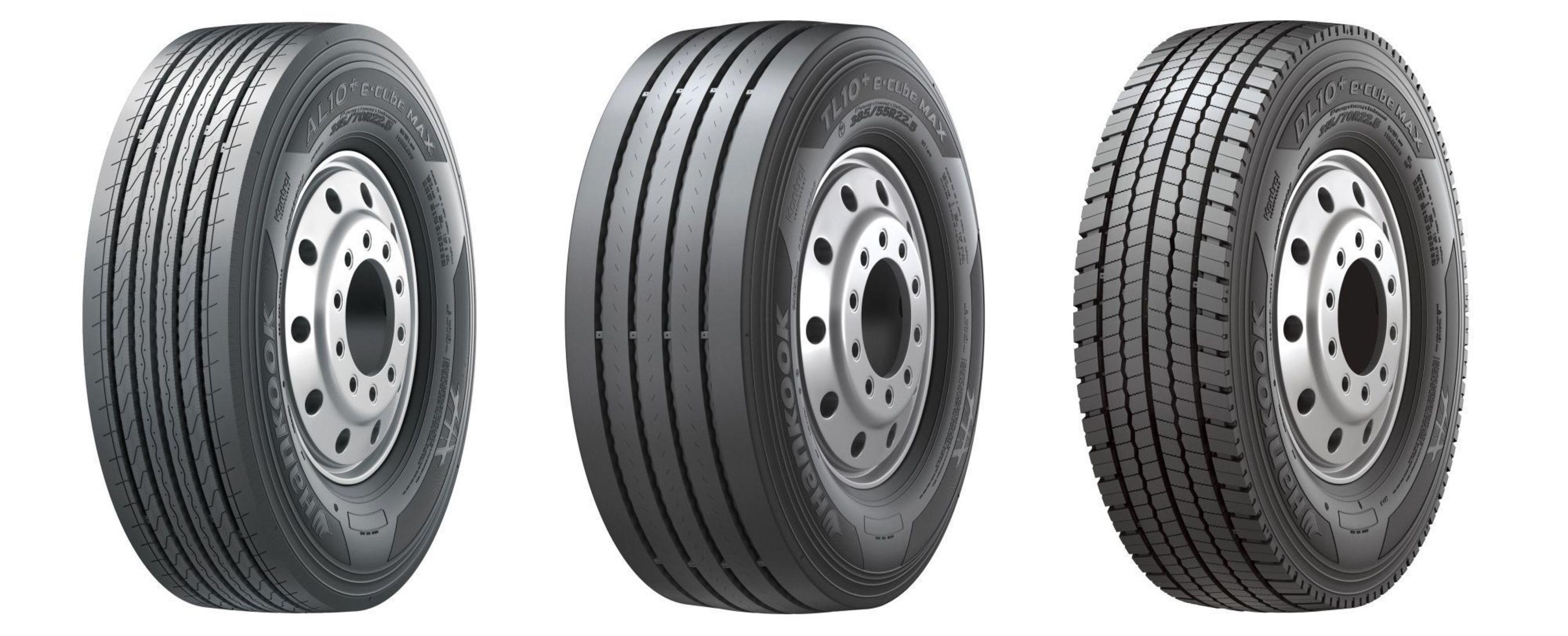 Tyre manufacturer Hankook will be supplying Original Equipment for various MAN heavy-duty trucks in future. +++ Hankook, MAN Trucks, Original Equipment, OE, Premium tyre manufacturer, Hankook tyres, Hankook e-cube MAX, MAN +++ (PRNewsFoto/Hankook Tire Europe GmbH)