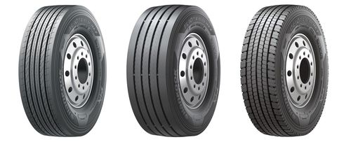 Tyre manufacturer Hankook will be supplying Original Equipment for various MAN heavy-duty trucks in future. +++  ...