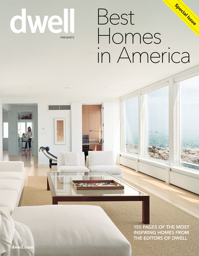 Dwell magazine special issue best homes in america hits for Americas best home builders