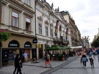 Savarin Palace in Prague (PRNewsFoto/Flow East) (PRNewsFoto/Flow East)
