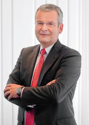 Ulrich Meister (PRNewsFoto/Wipro Limited)