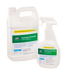 Clorox Healthcare(R) Hydrogen Peroxide Cleaner Disinfectants.  (PRNewsFoto/Clorox Professional Products Company)