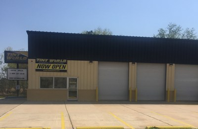 Mississippi's first Tint World(R) franchise, located in Gulfport, will be owned and operated by brothers Donnie and Steve Saucier.