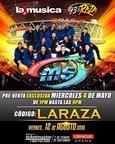 Comenzó con gran éxito la preventa para uno de los conciertos más esperados en el área de la bahía, La Banda MS de Sergio Lizárraga el 12 de agosto, 2016 en Oracle Arena en Oakland, CA