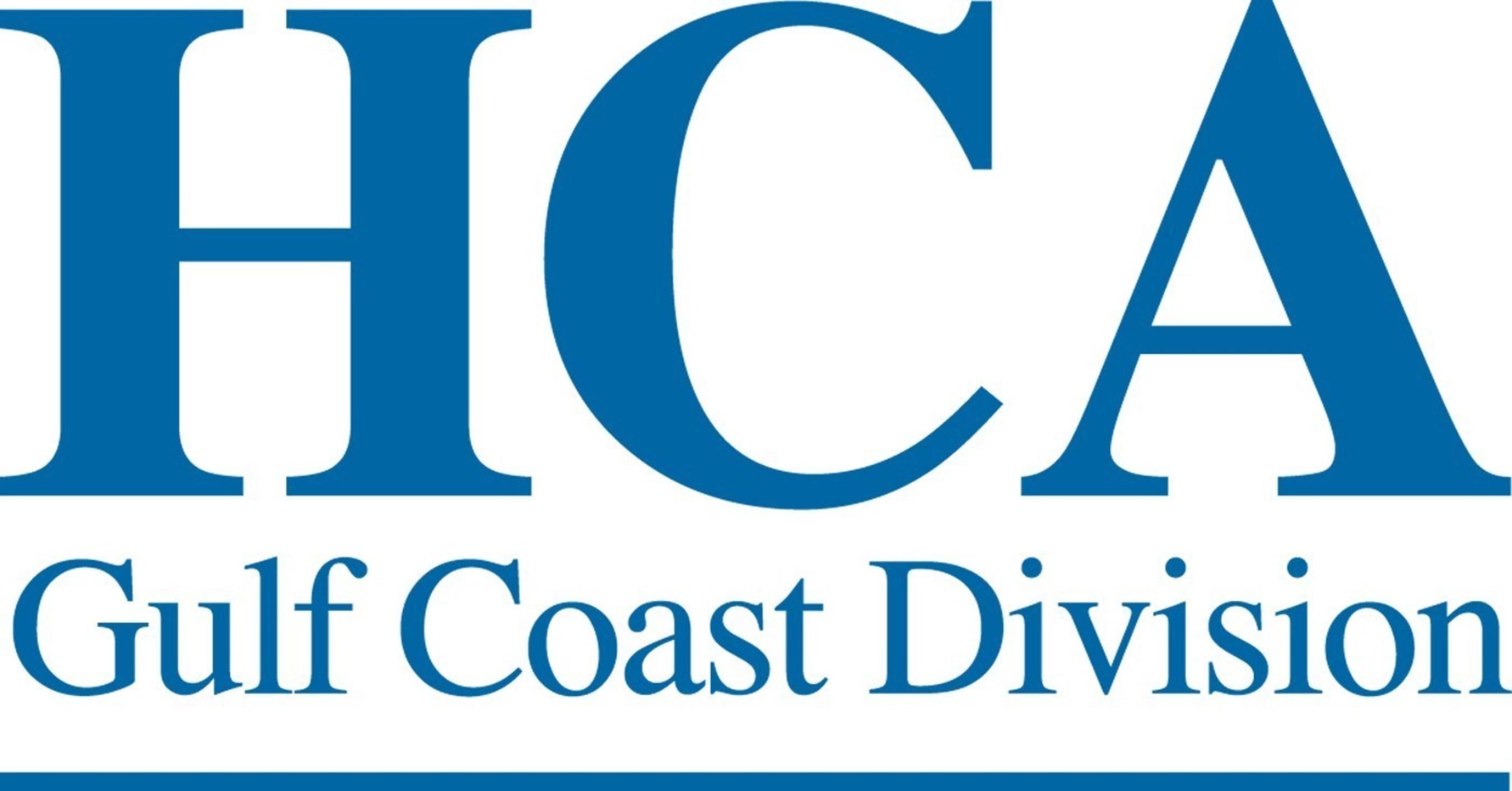 HCA Gulf Coast Division logo