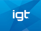 It's a Brand Blue Day. igt.com Join the conversation #igtblue.  (PRNewsFoto/International Game Technology)