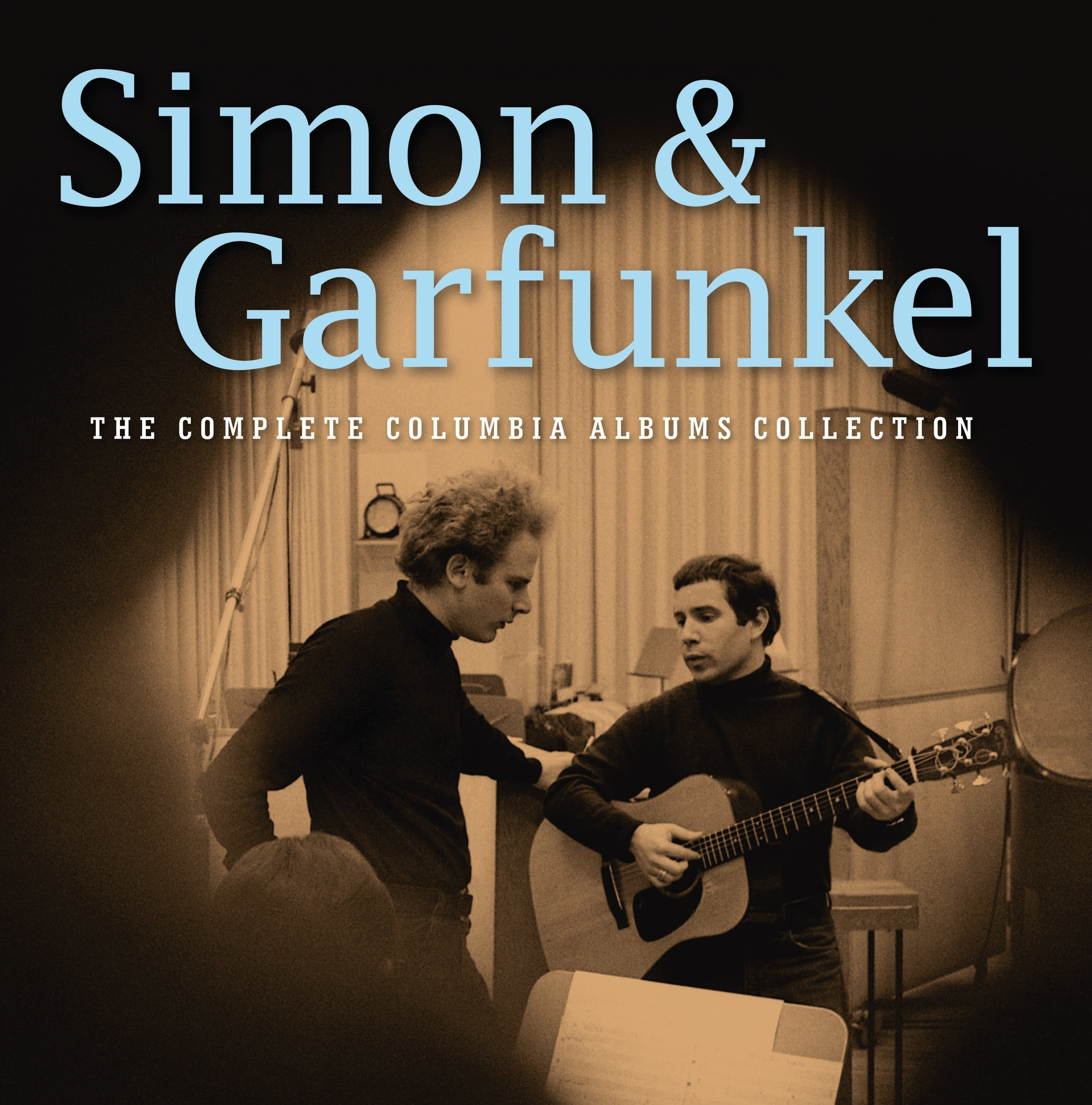 """Simon & Garfunkel - The Complete Columbia Albums Collection on 180gram Audiophile Vinyl and Simon & Garfunkel: The Concert in Central Park on CD/DVD for the First Time and 12"""" Vinyl to be released on August 7"""