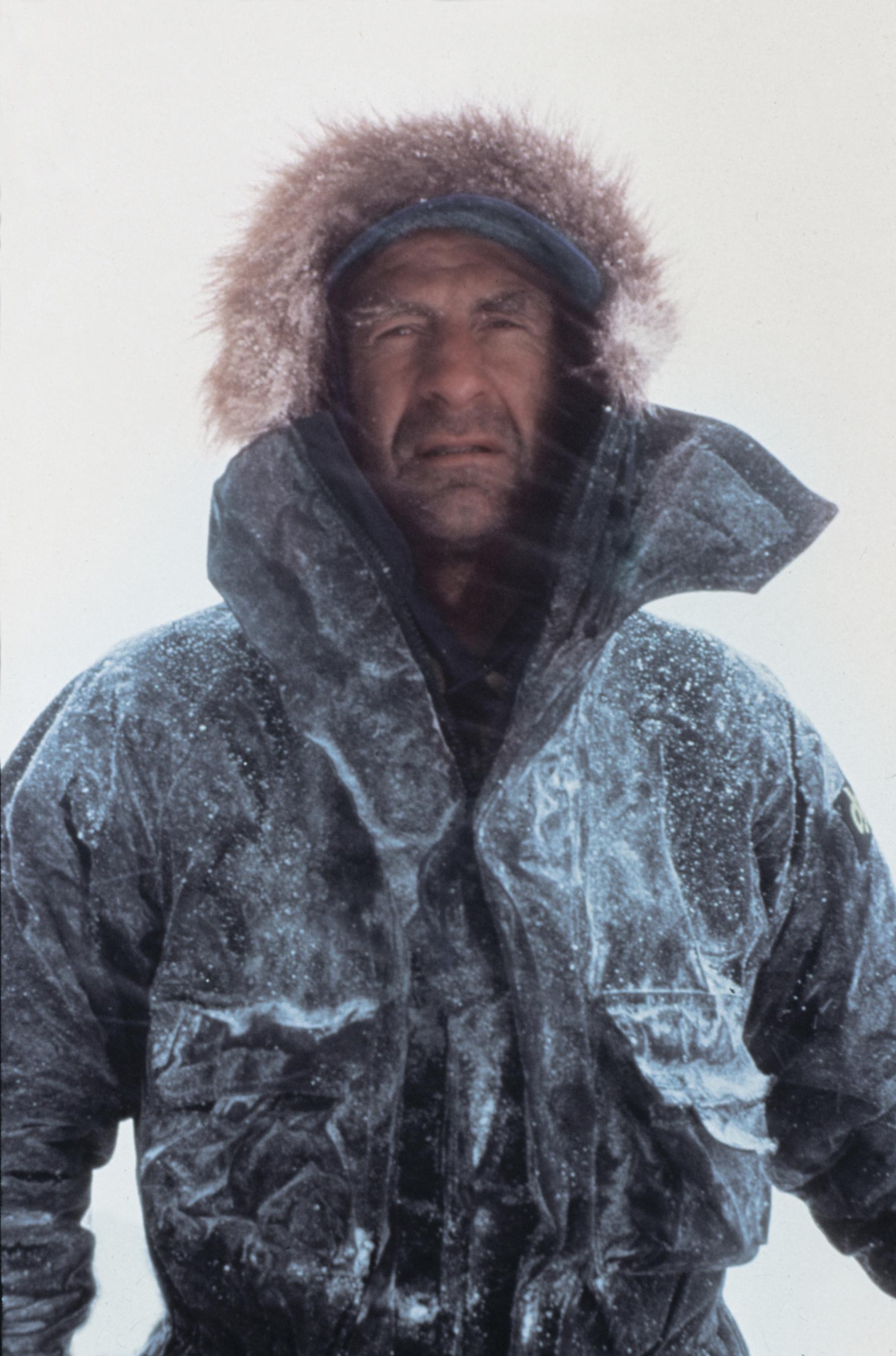 Sir Ranulph Fiennes headlines the Adventure Travel Show (PRNewsFoto/The Adventure Travel Show)