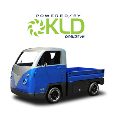 Kld energy technologies announces all new onedrive for Castellano electric motors inc