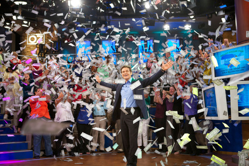 The Emmy® Award-Winning'The Dr. Oz Show' Reaches One Million Registrations for Dr. Oz's