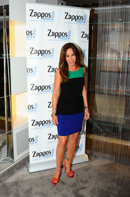 Melissa Rivers for The Cool People.  (PRNewsFoto/Zappos.com)
