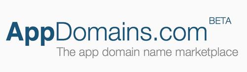 AppDomains logo. (PRNewsFoto/AppDomains) (PRNewsFoto/APPDOMAINS)