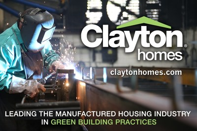 Clayton Homes Facility Receives Environmental Certification
