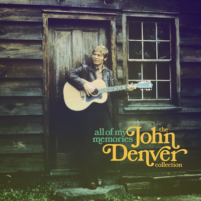 """All Of My Memories: The John Denver Collection"" to be released on November 4th (PRNewsFoto/Legacy Recordings)"