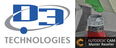 Digital Prototyping Experts (PRNewsFoto/D3 TECHNOLOGIES)