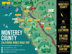 Explore Monterey County on a California Wines Road Trip