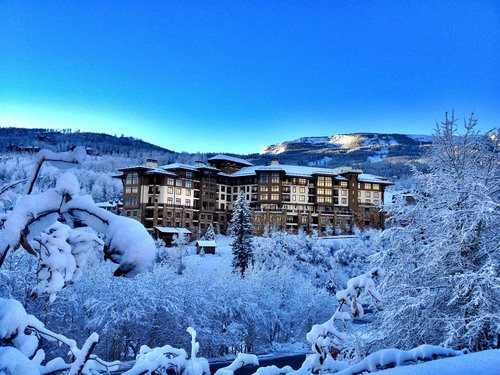 The Number One Resort Hotel in Aspen/Snowmass, Viceroy Snowmass Delivers Ultimate Vacation