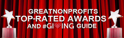 Give Wisely This Season. Check out GreatNonprofits.org Top-Rated Nonprofit List here. https://bit.ly/109Btvg.  (PRNewsFoto/GreatNonprofits)