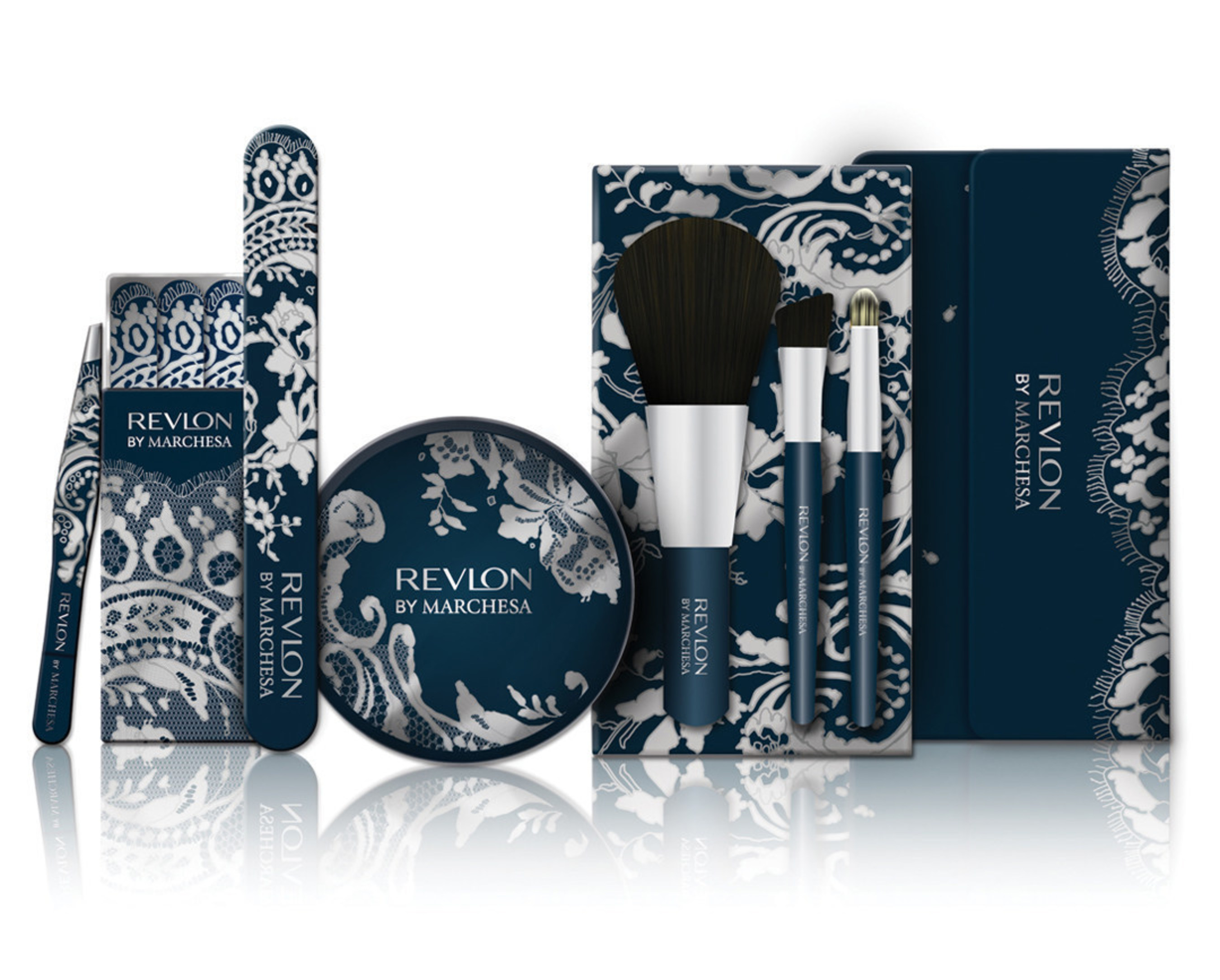 Revlon Beauty Tools - Marchesa Collection, Design: Anthem (New York)