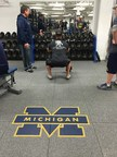 Wounded service members participated in a Physical Health and Wellness seminar, offered by Wounded Warrior Project and hosted by the University of Michigan