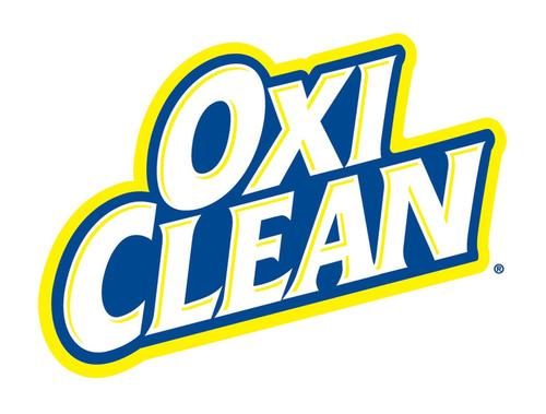 OxiClean logo www.oxiclean.com www.facebook.com/OxiClean.  (PRNewsFoto/Church & Dwight Co., Inc.)