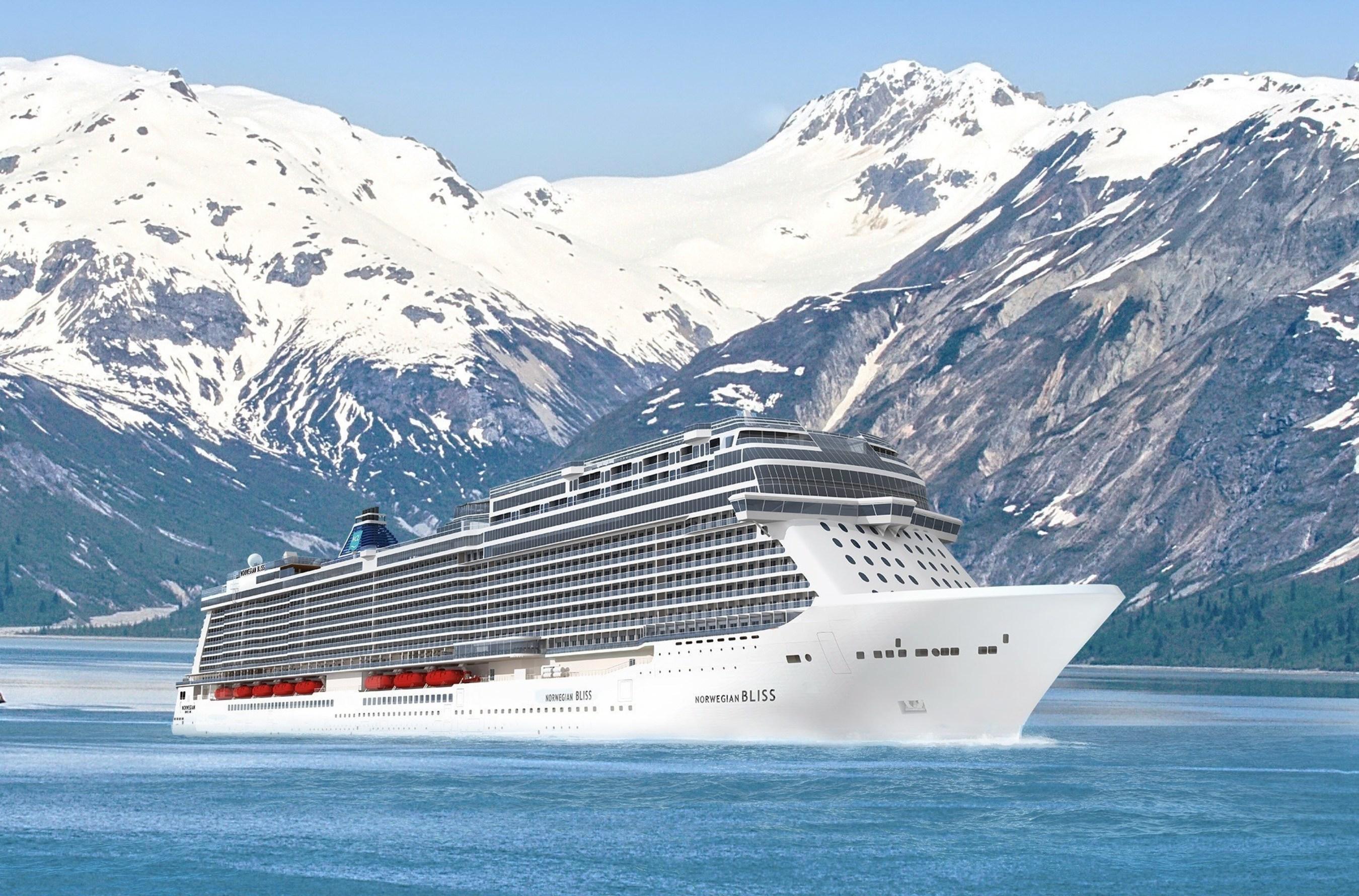 Norwegian Cruise Line To Debut New Ship Designed For Alaska Cruising