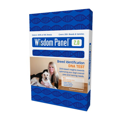 The state-of-the-art dog DNA test, Wisdom Panel(R) 2.0 from Mars Veterinary(TM), a global leader in pet care ...