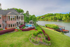 This one-acre, waterfront estate in Hixson, Tennessee, with more than 250 ft. of frontage on Chattanooga's Chickamauga Lake, was sold at a live auction on April 23, 2016 by Platinum Luxury Auctions. The sale was held in cooperation with Alliance Sotheby's International Realty, of Knoxville, TN. The sale is reported to be the second-highest home price on record for the community of Hixson. More at PlatinumLuxuryAuctions.com.