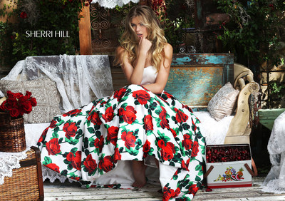 Sherri Hill Spring/Summer 2016 collection!