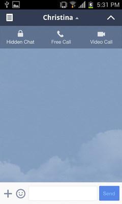 "Sender: Select ""Hidden Chat"" (PRNewsFoto/LINE Corporation)"