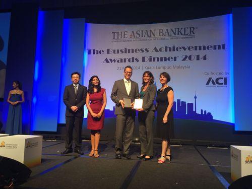 """Multipass Solutions Wins """"Best Cloud Based Programme"""" Award (PRNewsFoto/Multipass Solutions)"""
