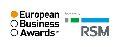 EBA Logo (PRNewsFoto/European Business Awards)