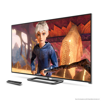 VIZIO Reveals Expanded 2013 HDTV Collection Adding Ultra HD and Enhanced Smart TVs to Already Award-Winning All-LED HDTV Line-Up.  (PRNewsFoto/VIZIO)