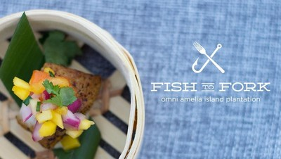 """Omni Amelia Island Plantation Resort will host """"Fish to Fork"""" on May 5-8, 2016. The weekend culinary celebration and competition will benefit the James Beard Scholarship Foundation. Guests wishing to experience the event can take advantage of one of the resort's special packages. For information about the event, visit www.Fish-to-Fork.com. To book a package deal, visit www.OmniAmeliaIslandPlantation.com or call 1-904-261-6161."""