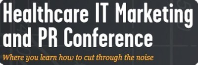 Healthcare IT Marketing and PR Conference Logo