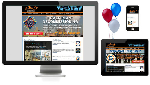 SBMAC.com now provides an optimized user experience across all devices.  (PRNewsFoto/Stuart B. Millner & Associates)