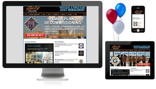 SBMAC.com now provides an optimized user experience across all devices.  (PRNewsFoto/Stuart B. Millner & ...