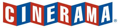 Seattle Cinerama logo.  (PRNewsFoto/Seattle Cinerama Theater)