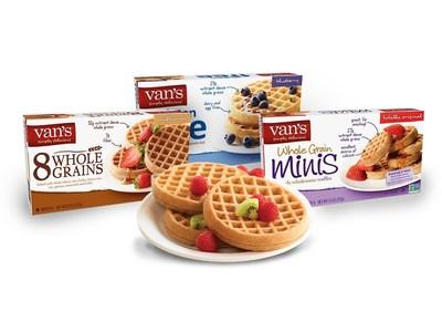 Van's Simply Delicious Waffles