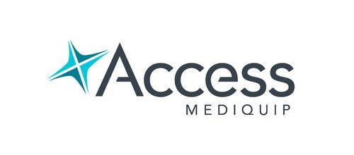 Access MediQuip's New Logo. (PRNewsFoto/Access MediQuip)