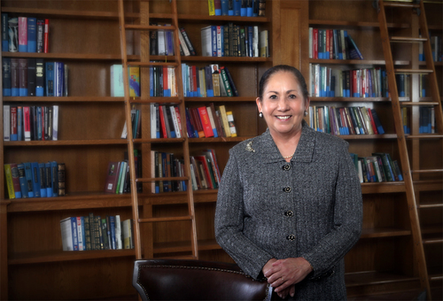 Dr. Juliet V. Garcia, President of University of Texas at Brownsville, to receive CHCI Chair's Medallion ...