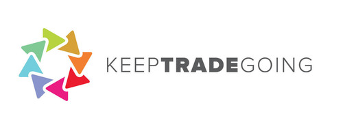 "To find out more about ""Keep Trade Going,"" follow @keeptradegoing on Twitter or like us on Facebook at www.facebook.com/keeptradegoing.  (PRNewsFoto/Embassy of Ecuador in Washington, D.C.)"