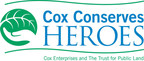 Cox Conserves Heroes