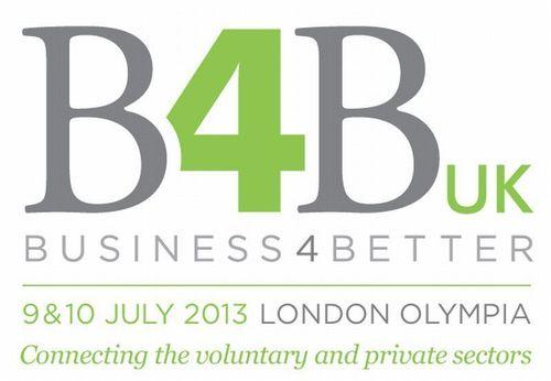 Business4Better UK Logo (PRNewsFoto/Business4Better UK)