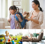 Quaker® Oats Survey Uncovers Moms' Personal Meaningful Medleys