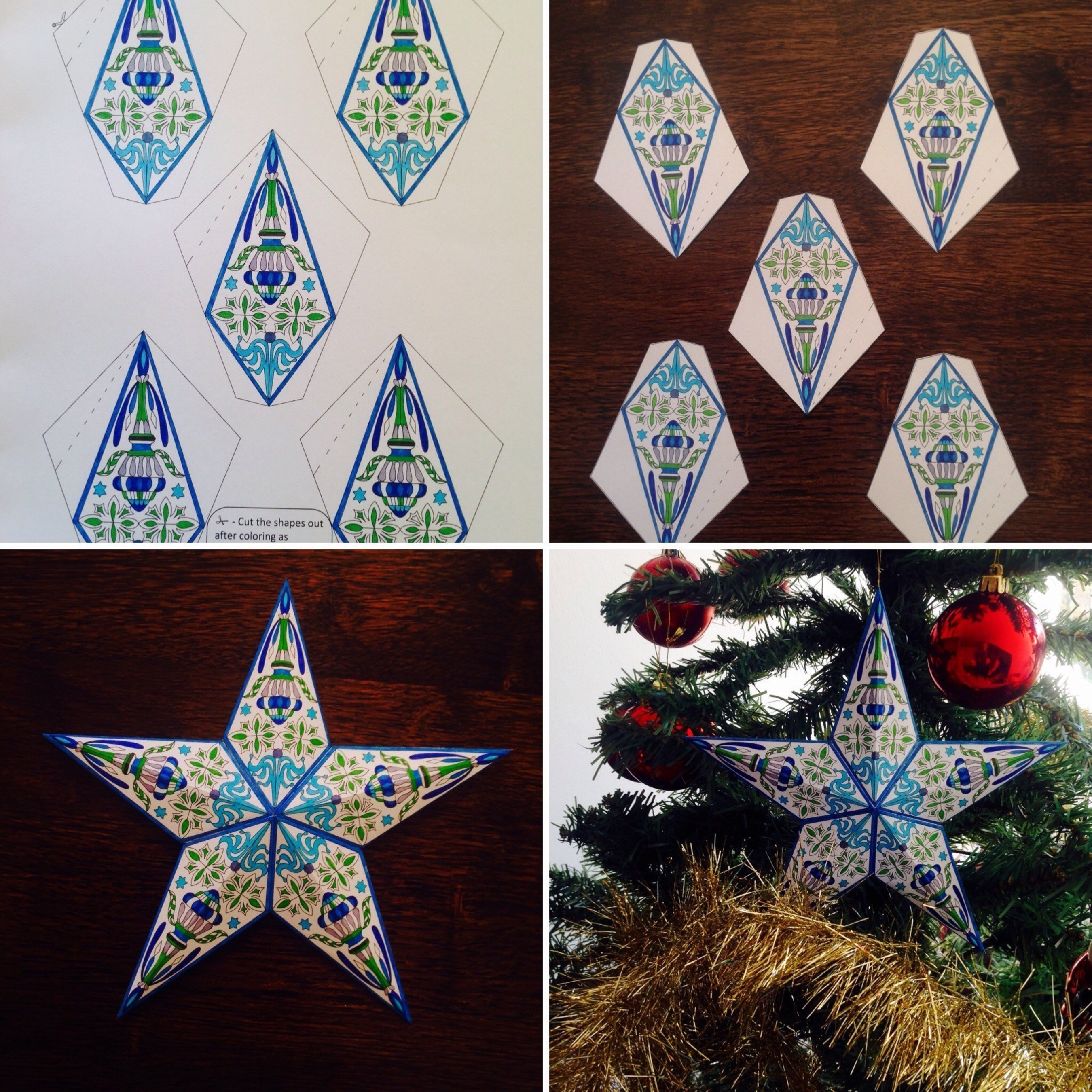New Christmas Craft Concept Poised To Further Boost The Coloring