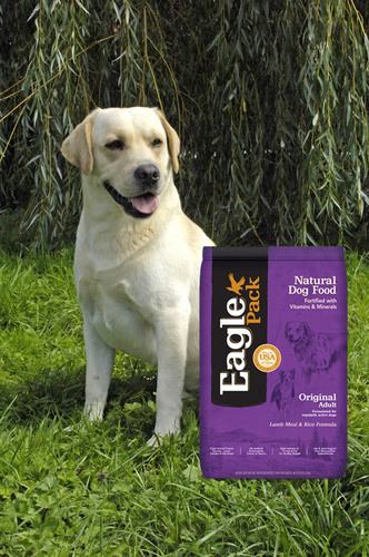 Eagle Pack® Natural Pet Food Debuts New Look and New Dog Canned Line