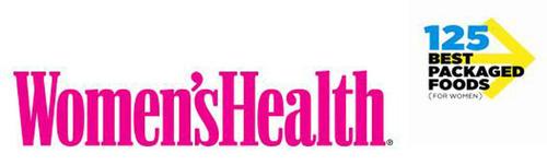 Women's Health 125 Best Packaged Foods (For Women).  (PRNewsFoto/Women's Health)