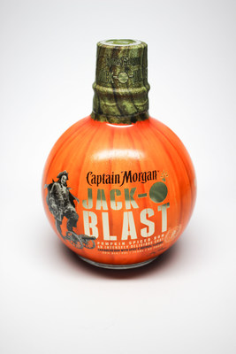 Just When You Thought Pumpkin Spice Couldn't Get Any Better - Captain Morgan Jack-O'Blast Has Arrived
